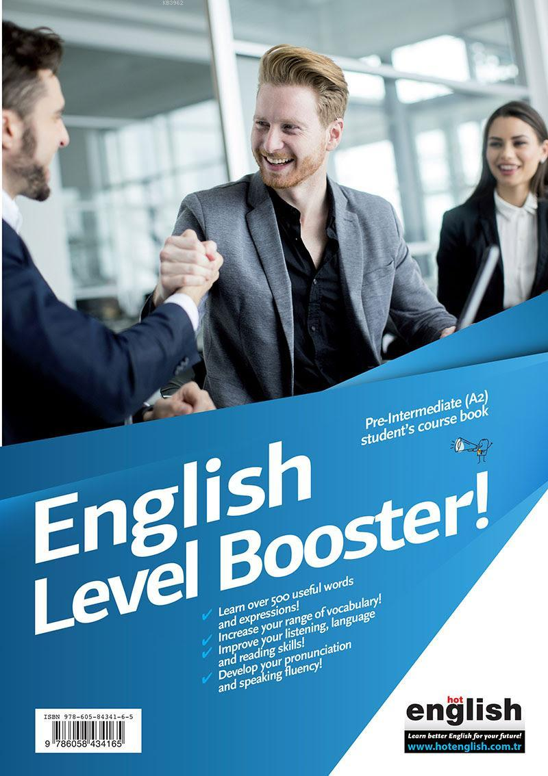 Level Booster Pre - İntermediate (A2)