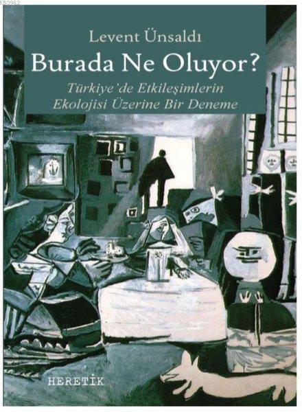 Burada Ne Oluyor?; Türkiye'de Etkileşimlerin Ekolojisi Üzerine Bir Deneme