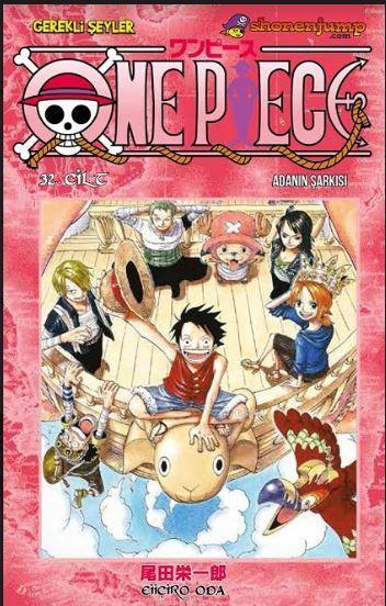 One Piece Cilt 32: Adanın Şarkısı