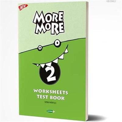 Kurmay - 2. Sınıf  More & More Englısh Worksheets & Test Book