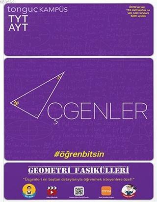 Tonguç Akademi 2021 TYT-AYT Geometri Fasikülleri; Üçgenler