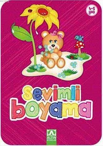 Sevimli Boyama (Pembe); 4+ Yaş