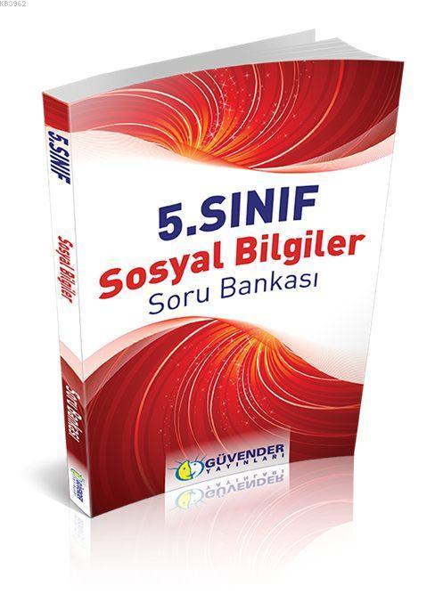 5.Sınıf Sosyal Bilgiler Soru Bankası