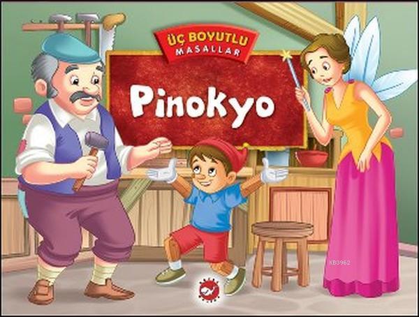 Pinokyo; Üç Boyutlu Masallar