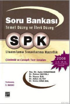 SPK Soru Bankası