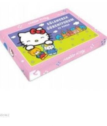 Hello Kitty Eğlenerek Öğreniyorum (23 Parça)