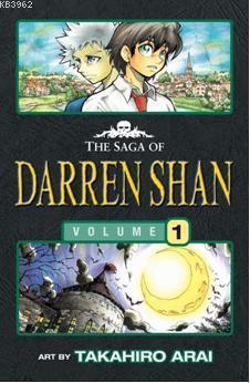 The Saga of Darren Shan 1
