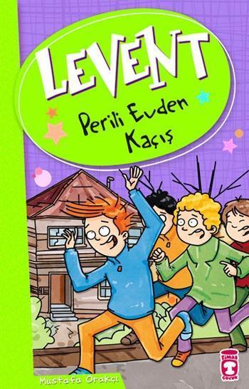 Levent - Perili Evden Kaçış; Levent ve Tayfası +9 Yaş