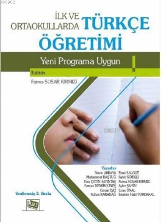 İlk Ve Ortaokullarda Türkçe Öğretimi