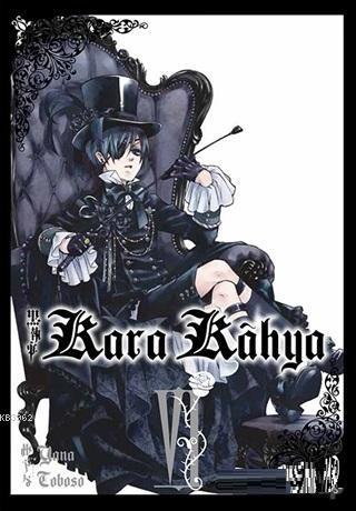 Kara Kahya Cilt 6