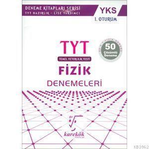 YKS 1.Oturum TYT Fizik Denemeleri