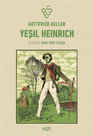 Yeşil Heinrich (2 Cilt Takım)