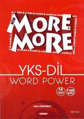 Kurmay Yayınevi Hazırlık YKS-DİL New More & More Eng. Wordpower