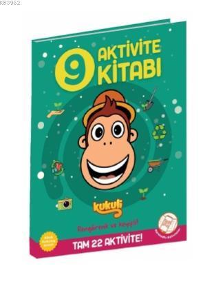 Kukuli Aktivite Kitabı 9