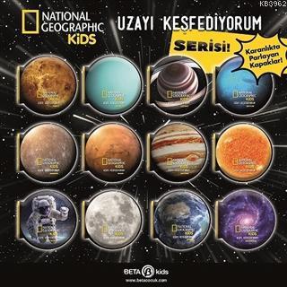 National Geographic Kids - Uzayı Keşfediyorum (12 Kitap)