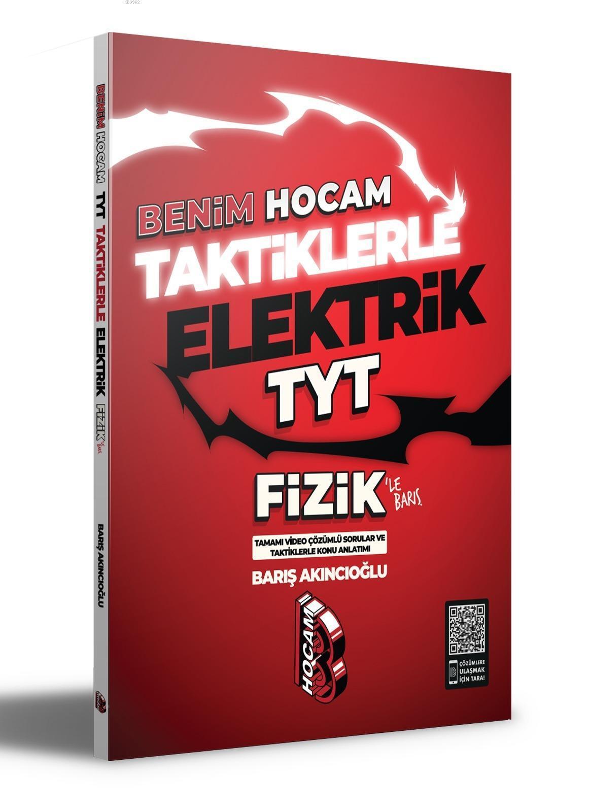 Taktiklerle Elektrik TYT Fizik Benim Hocam Yayınları