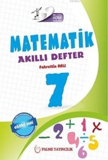 7.Sınıf Matematik Akıllı Defter