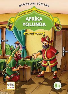 Afrika Yolunda; Güler Yüzle Tatlı Söz Hacivatla Karagöz 3