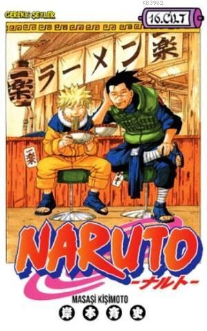 Naruto Cilt 16: Konoha'nın Yıkımı Engellendi!!