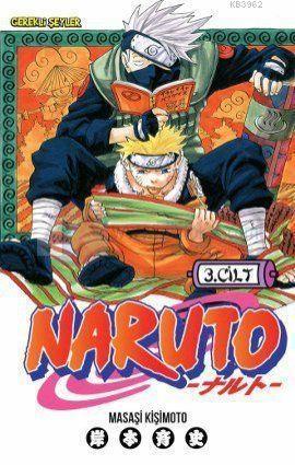 Naruto Cilt 3: Rüya Uğruna