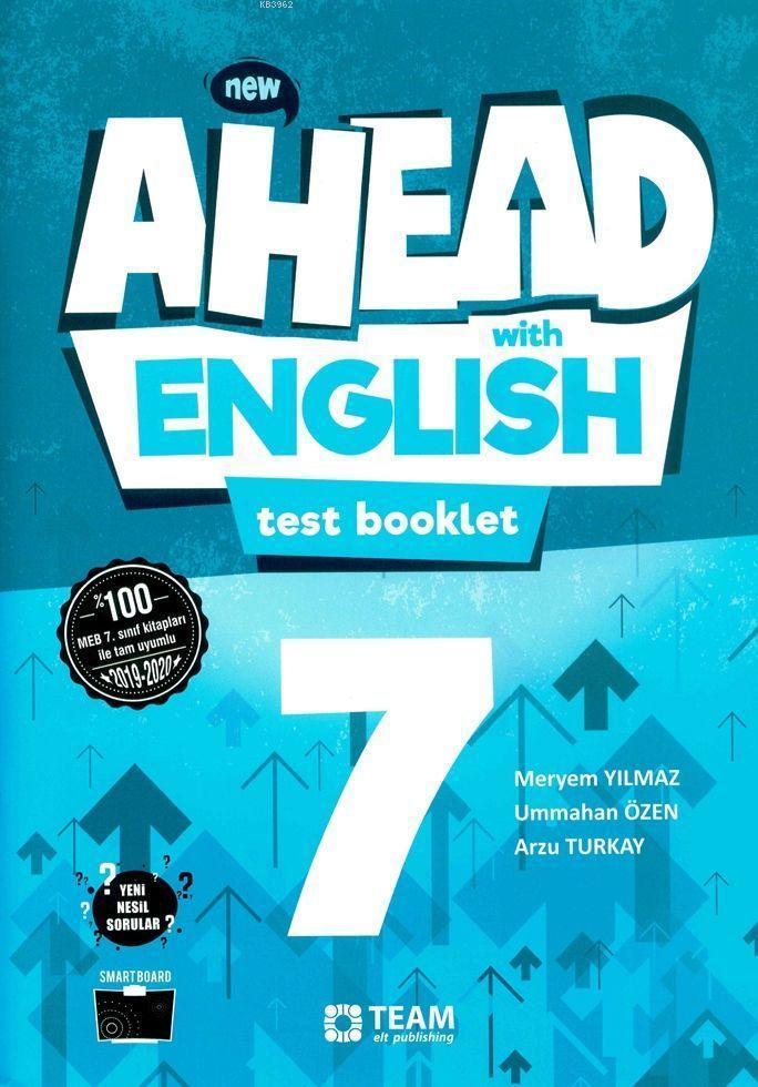 Team Elt 7. Sınıf Ahead With English Test Booklet