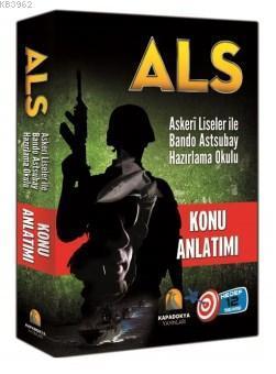 ALS Konu Anlatımı; Asker Liseler ile Bando Astsubay Hazırlama Okulu