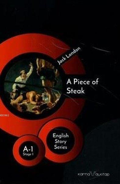 A Piece of Steak - English Story Series; A - 1 Stage 1