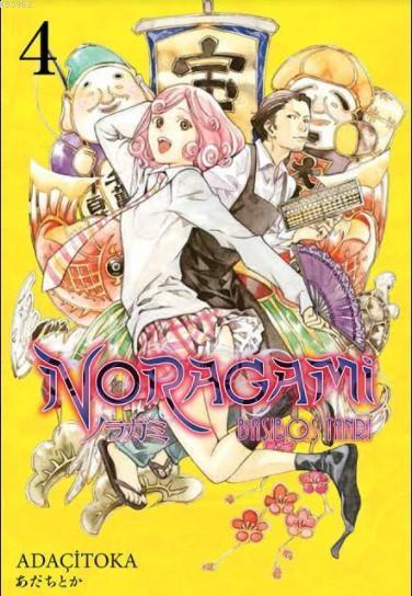 Noragami Cilt 4