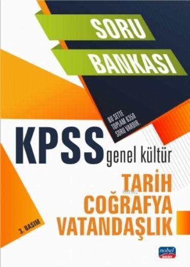 KPSS Genel Kültür - Tarih - Coğrafya - Vatandaşlık / Soru Bankası