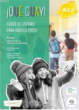 Qué guay! A1.2 (Libro del alumno + Actividades)