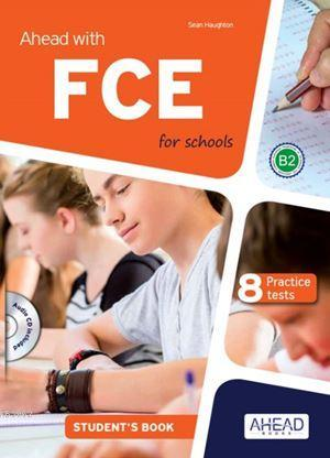 Ahead with FCE for schools Student's +Skills Pack; (8 Practice Tests)