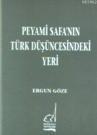 Peyami Safa´nın Türk Düşüncesindeki Yeri