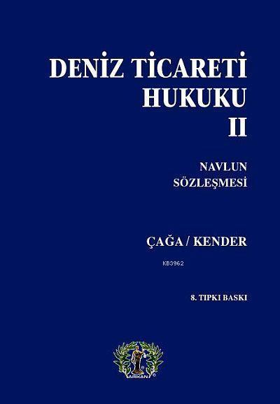 Deniz Ticareti Hukuku 2