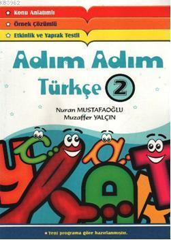 Ödül Adım Adım Türkçe-2