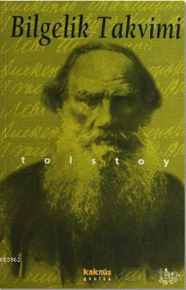 Bilgelik Takvimi; Tolstoy'un Günlüğü