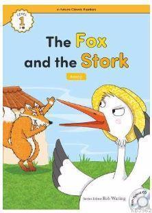 The Fox and the Stork +Hybrid CD (eCR Level 1)