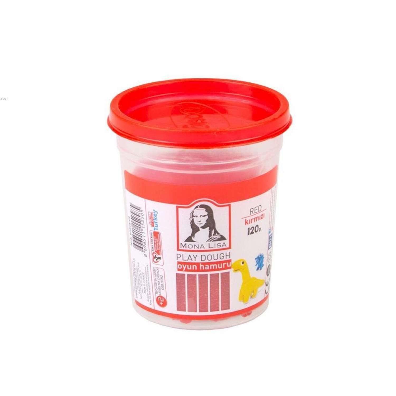 Monalisa Oyun Hamuru Kırmızı 150 Gr SD240-02