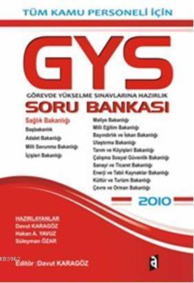 GYS; Soru Bankası