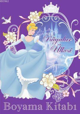 Prenses Rüyalar Ülkesi; Boyama Kitabı