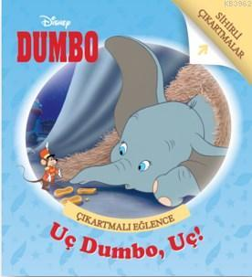 Uç Dumbo Uç - Dumbo Çıkartmalı Eğlence