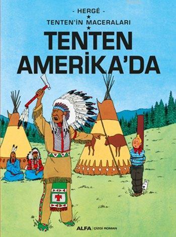 Tenten Amerika'da; Tenten'in Maceraları