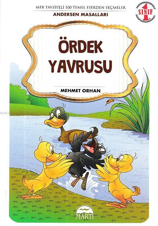 Ördek Yavrusu - Andersen Masalları 1. Sınıf
