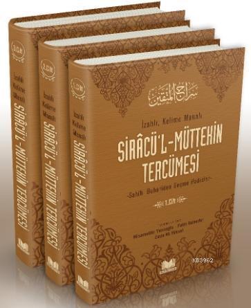 Siracül Müttekin Tercümesi (3 Cilt, Şamua)