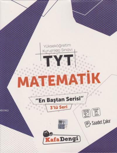 TYT Matematik En Baştan Serisi 3lü Seri
