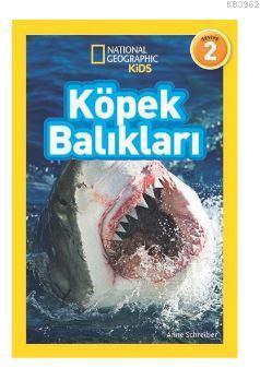 Köpek Balıkları (Seviye 2); National Geographic Kids