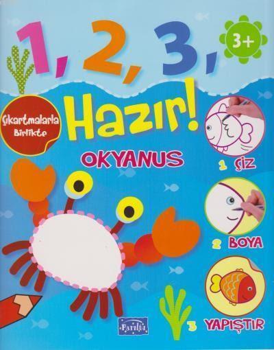 1-2-3 Hazır - Okyanus 3+ Yaş