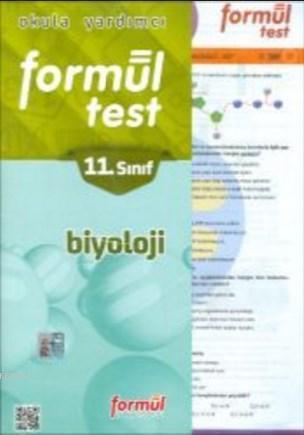 Formül 11. Sınıf Biyoloji Yaprak Test