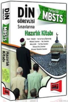 Din Görevlisi Sınavlarına Hazırlık Kitabı MBSTS Yeterlilik