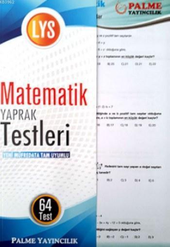 LYS Matematik Yaprak Testleri