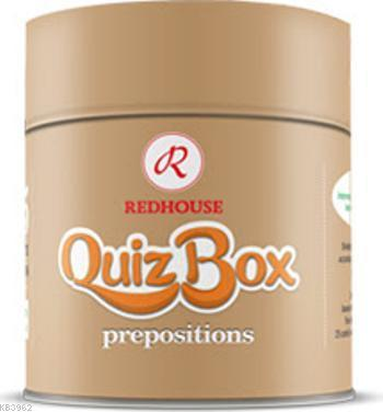 Quiz Box Prepositions